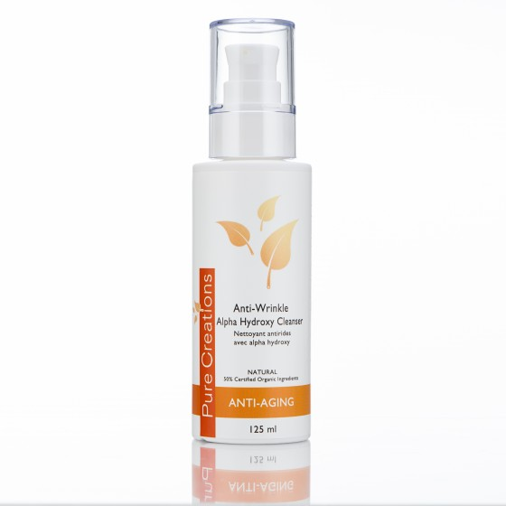Anti Wrinkle Alpha Hydroxy Cleanser