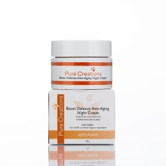Boost Defense Anti Aging Night Cream