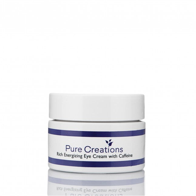 Rich energizing Eye Cream with Caffeine